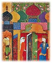 (illustration of the Persian poem; Source: wikipeida {PD-US})